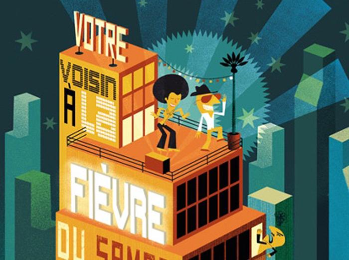 CHAMBRES DES HUISSIERS D'ILE DE FRANCE – Campagne immobilier.