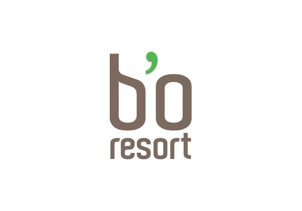 BO RESORT – identité de marque et communication commerciale.