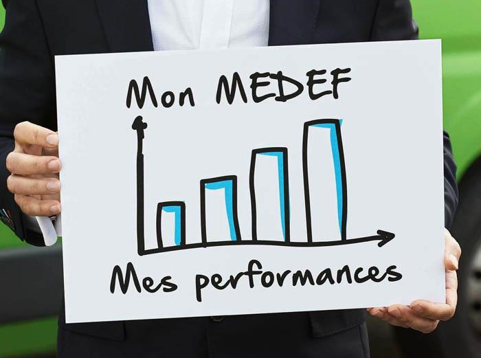 MEDEF – Campagne recrutement PME.