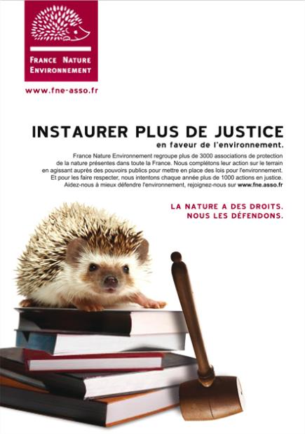 FNE campagne corporate publicite loi